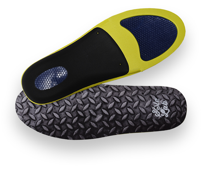 Men's Work Shoe Insole