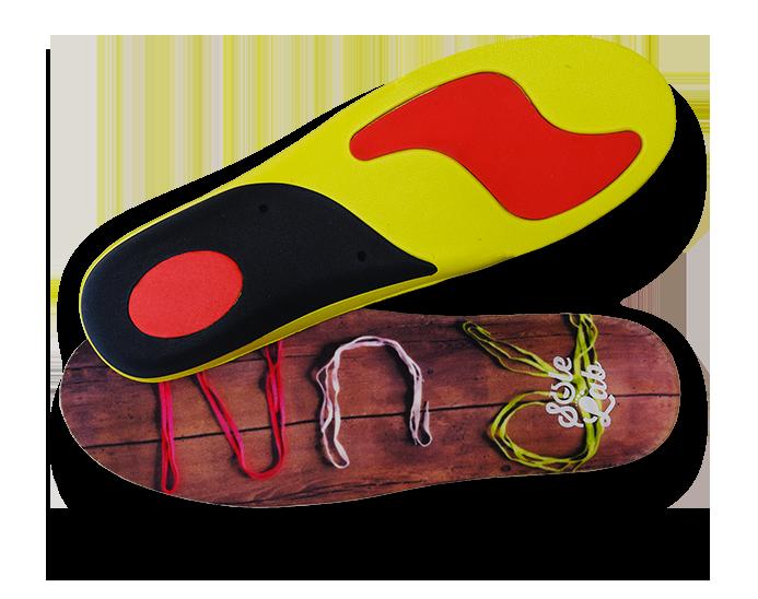 Women's Running Shoe Insole