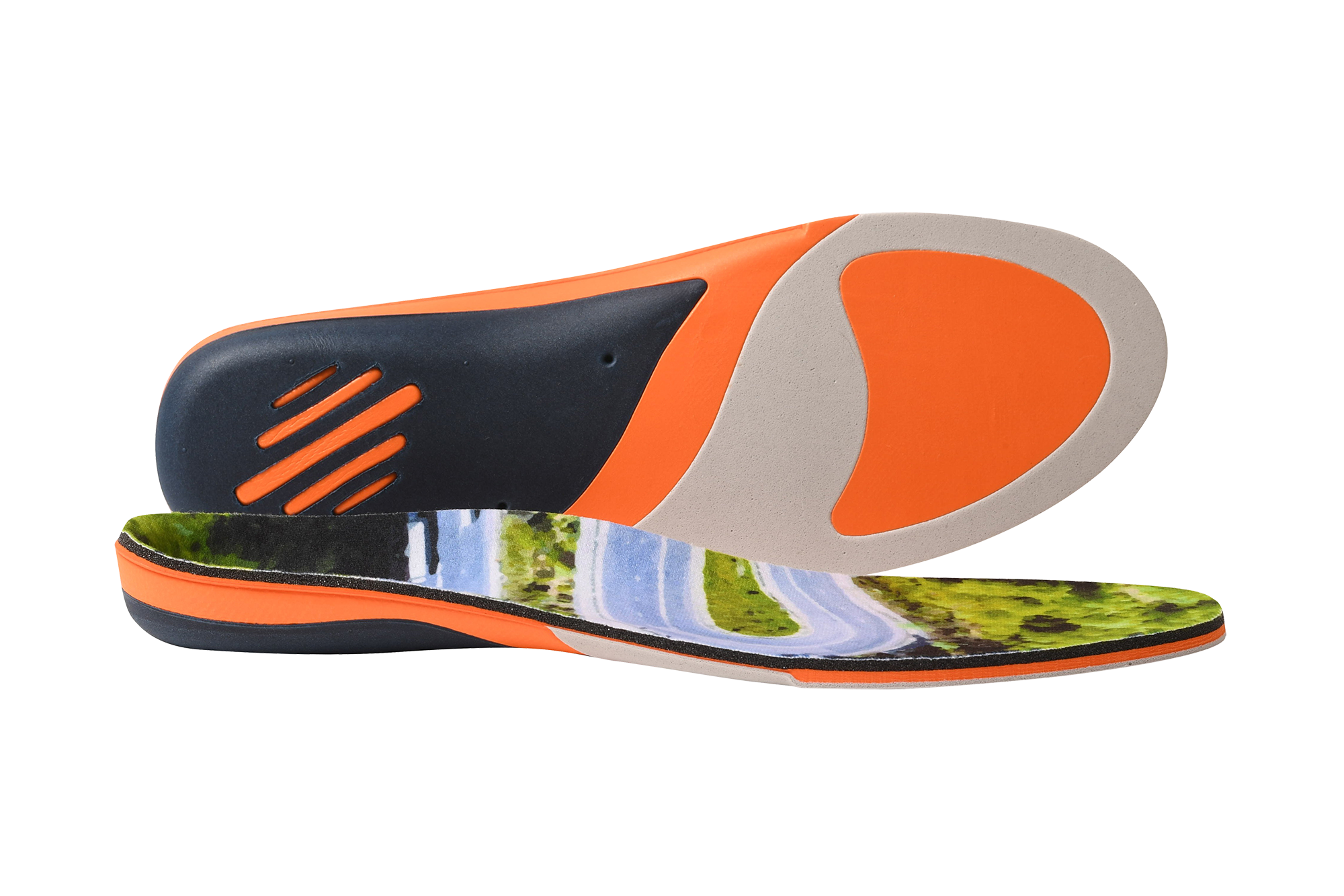 Insoles for Men's Dress Shoes with Memory Foam