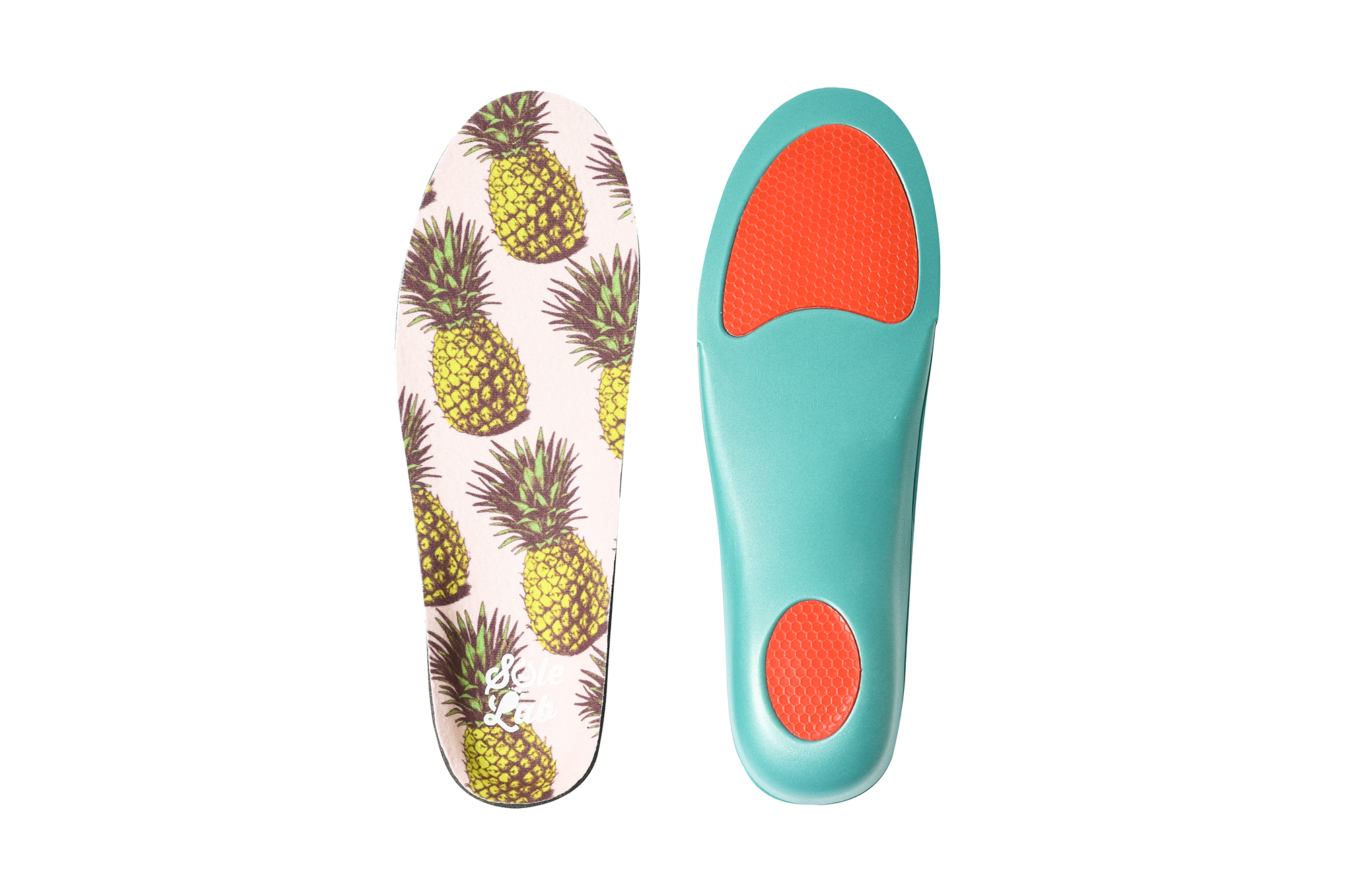 Insoles for Women's Flats with with Memory Foam